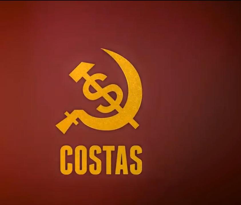 Foto de videoclip Costas